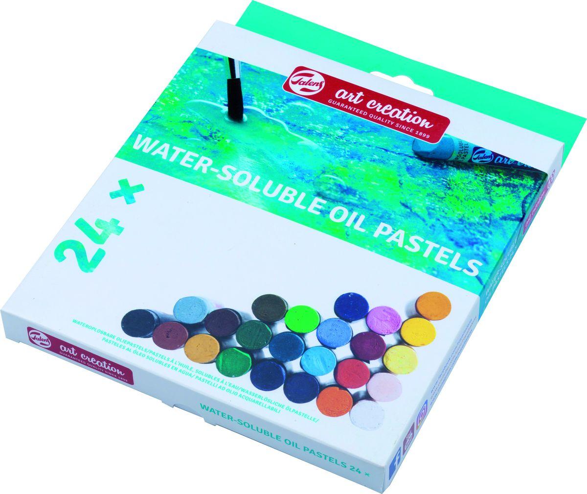 Royal Talens Набор водорастворимой масляной пастели Art Creation 24 цвета -  Мелки и пастель