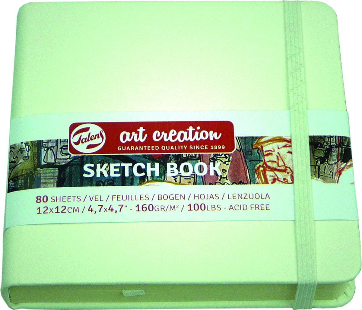 Royal Talens Блокнот для зарисовок Art Creation цвет белый 80 листов 9314104M9314104MБлокноты Art Creation идеально подойдут для графических зарисовок карандашом, пастелью, углем, ручкой, а также для записей и заметок.Благодаря высококачественной бумаге, гелевые и масляные чернила не просачиваются, а твердая обложка защищает листы от смятия.