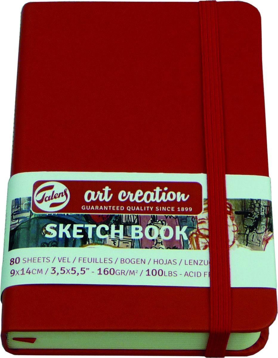 Royal TalensБлокнот для зарисовок Art Creation цвет красный 80 листов 9314201M Royal Talens