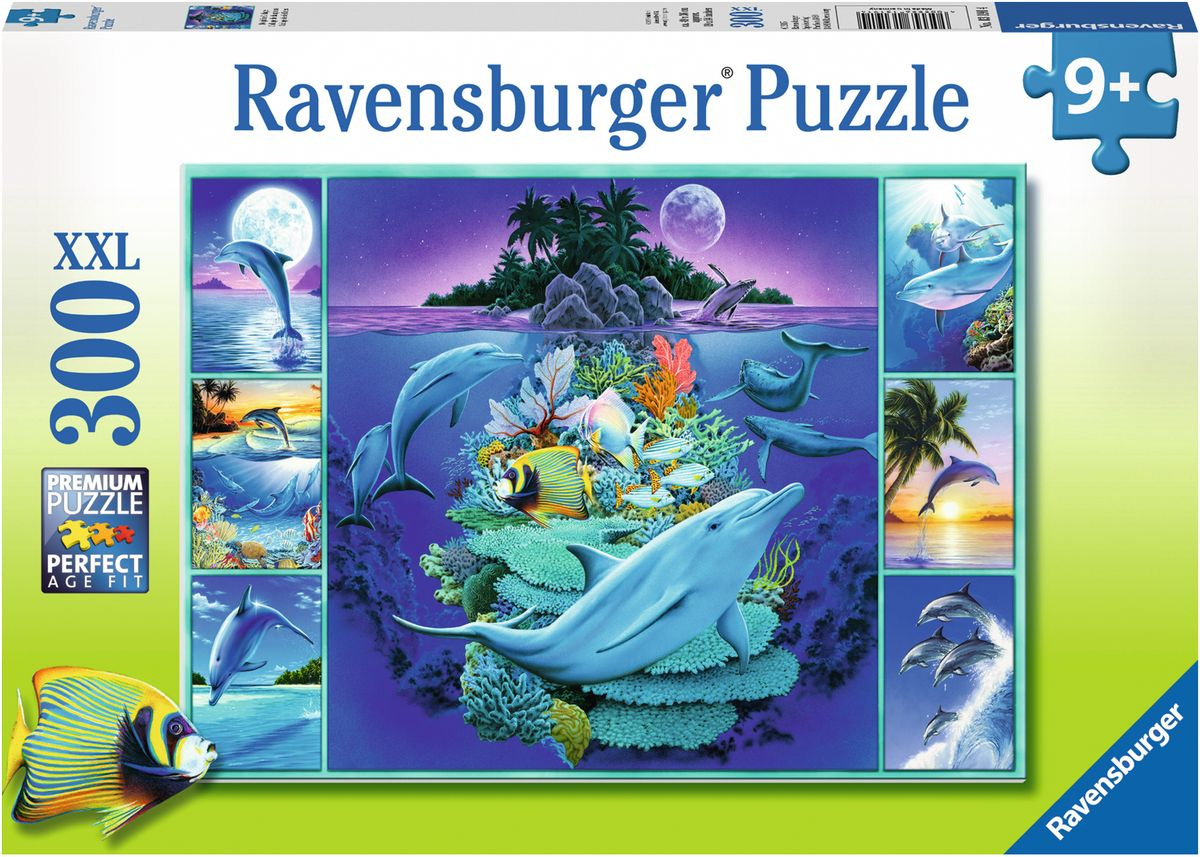 Ravensburger Пазл Дельфины