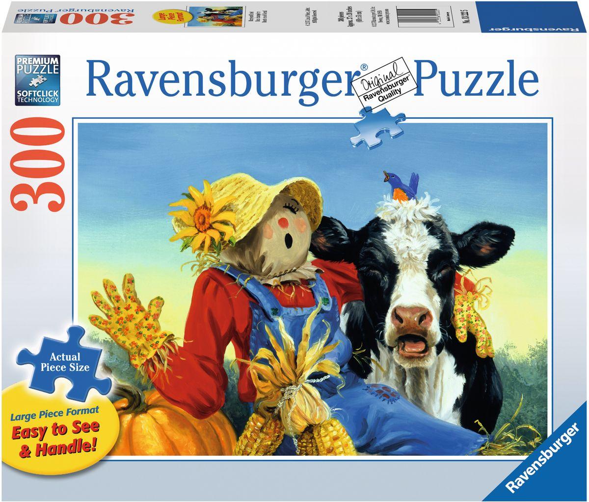 Ravensburger Пазл Обитатели фермы XXL
