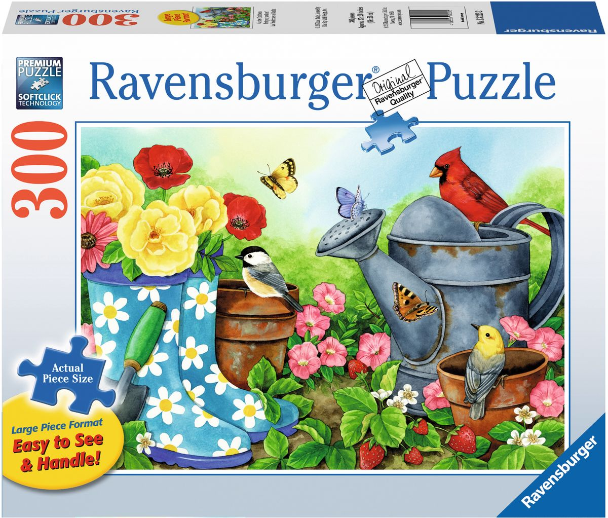 Ravensburger Пазл Садоводство
