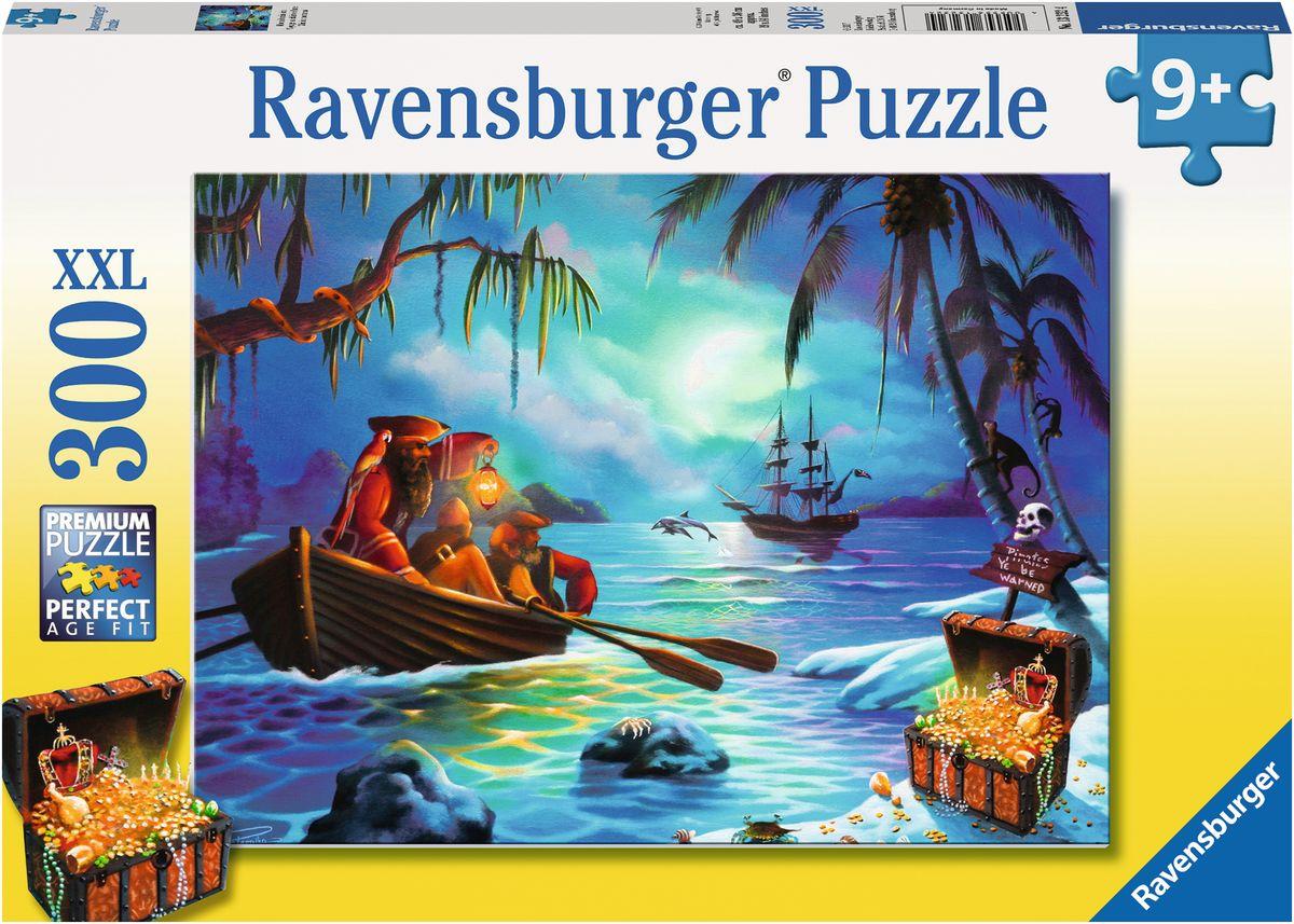 Ravensburger Пазл В поисках сокровищ XXL