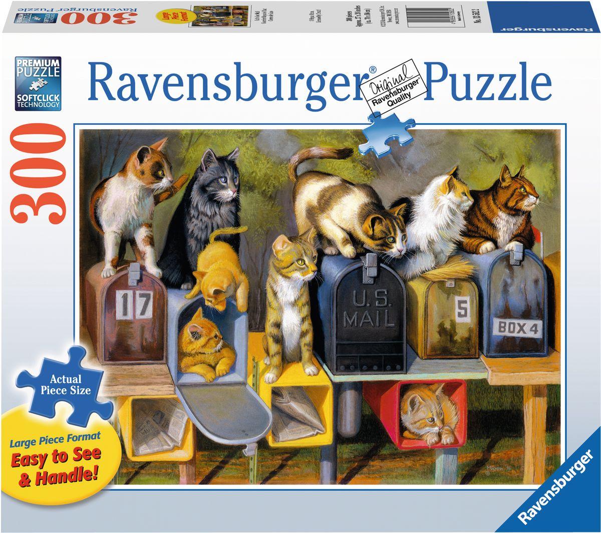 Ravensburger Пазл Почтовые коты