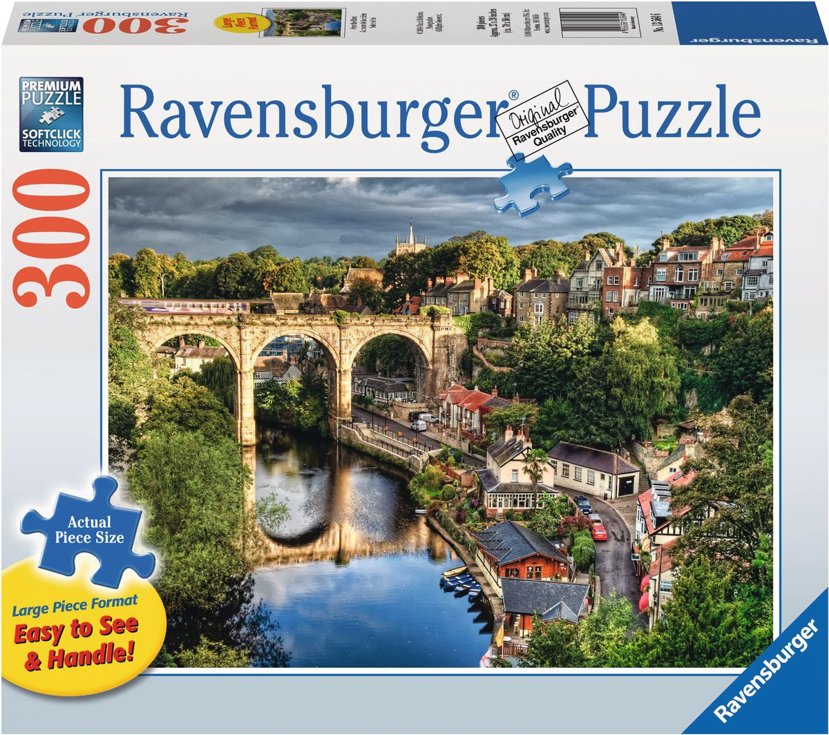 Ravensburger Пазл Мост над рекой