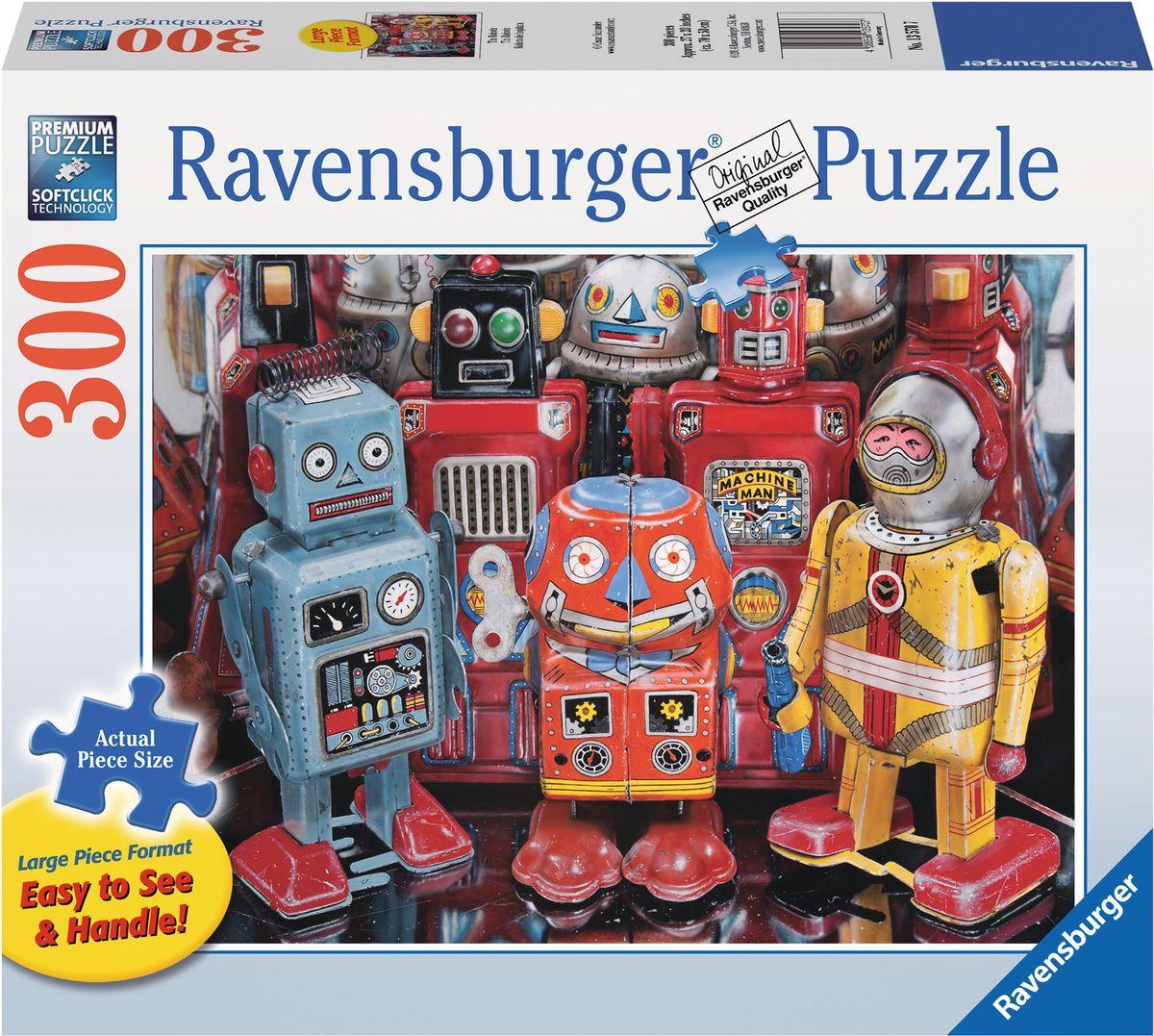 Ravensburger Пазл Роботы