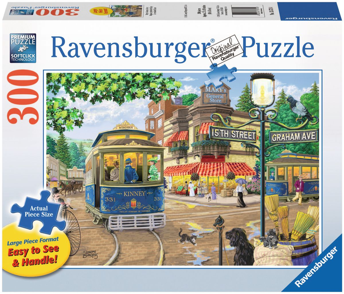 Ravensburger Пазл Магазин Мэри