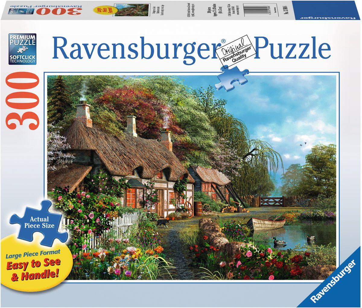 Ravensburger Пазл Дом у озера