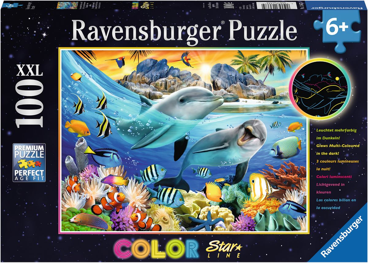Ravensburger Пазл Коралловый риф XXL