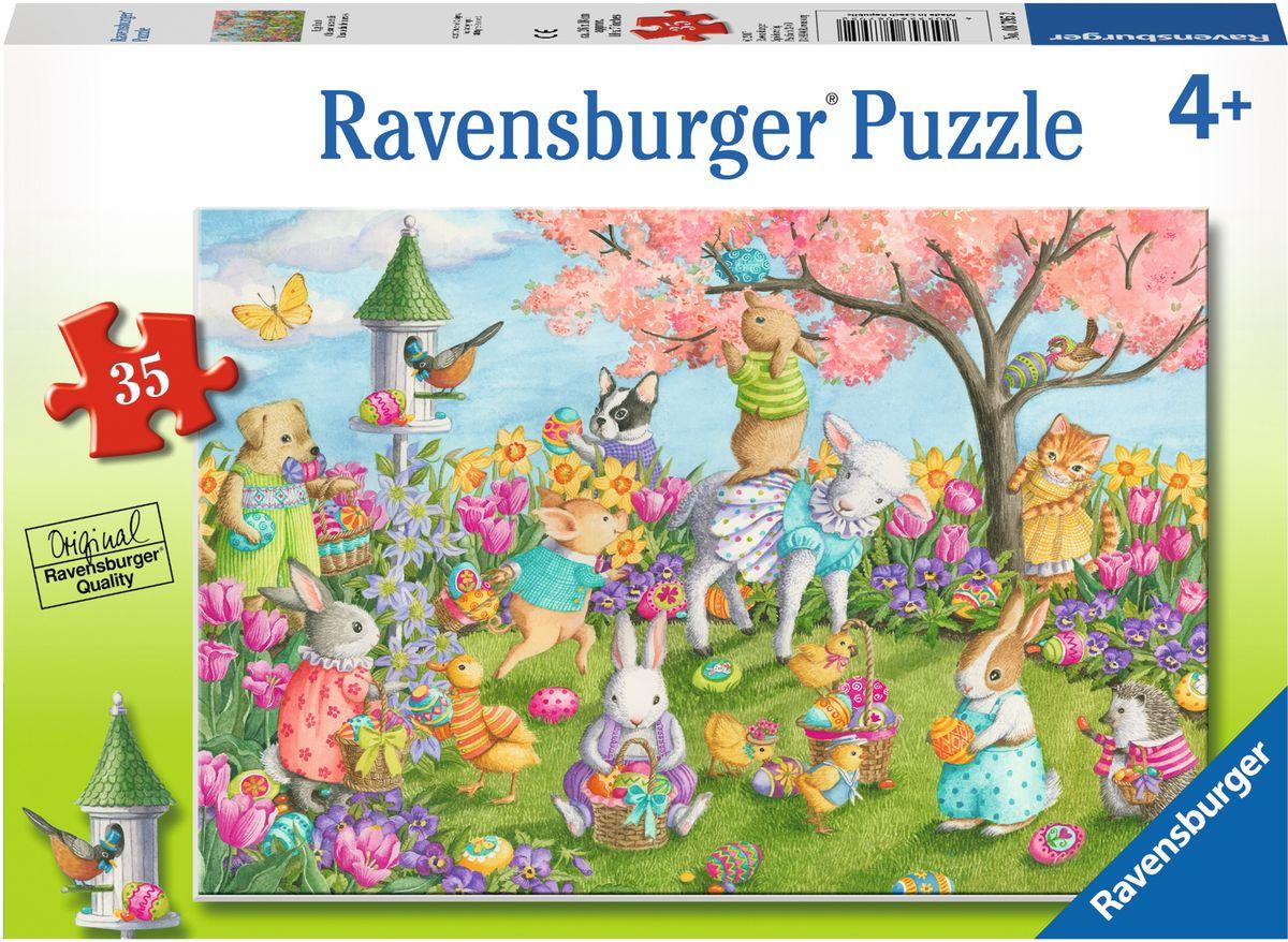 Ravensburger Пазл Пасхальные забавы