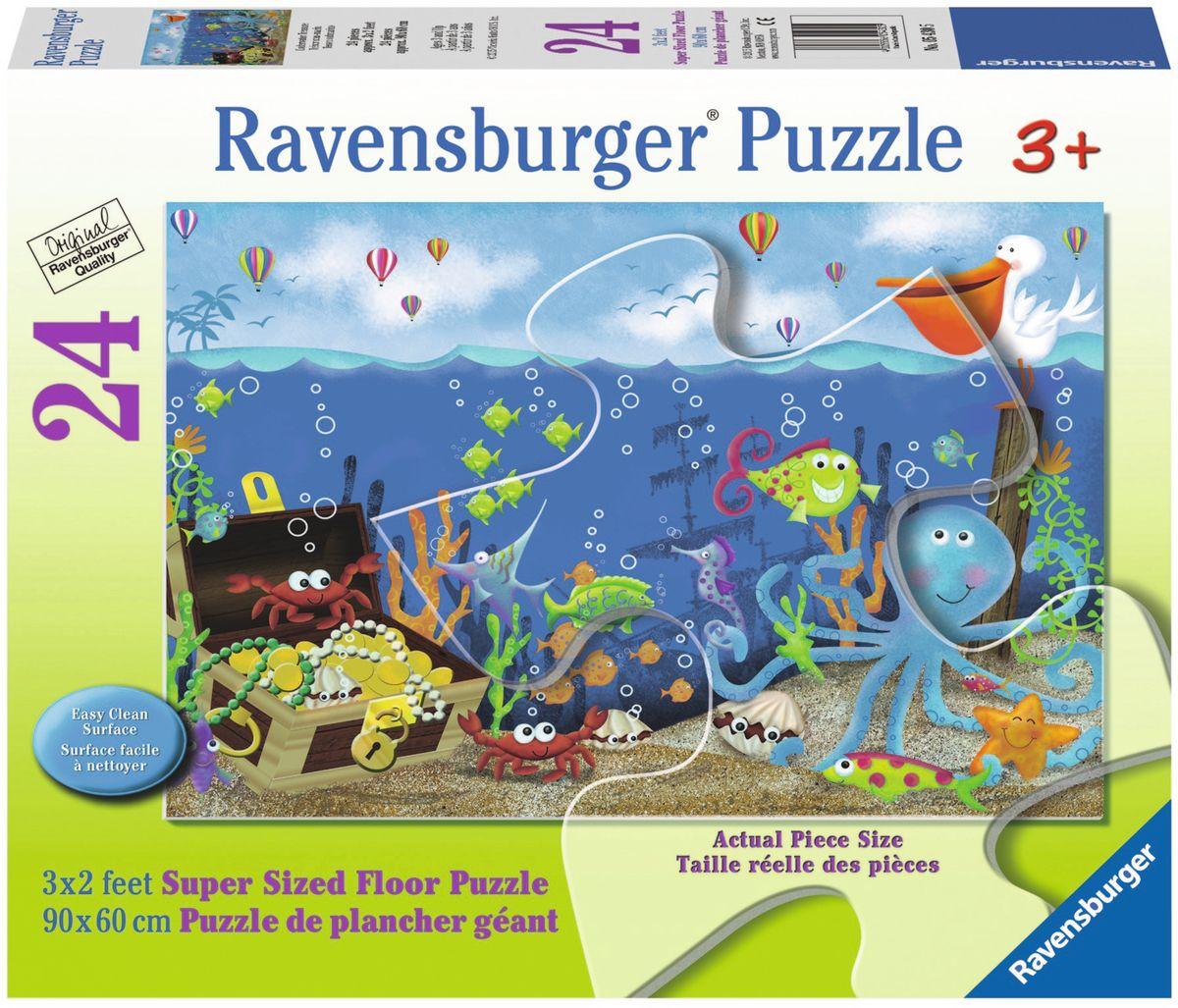 Ravensburger Пазл Подводные сокровища