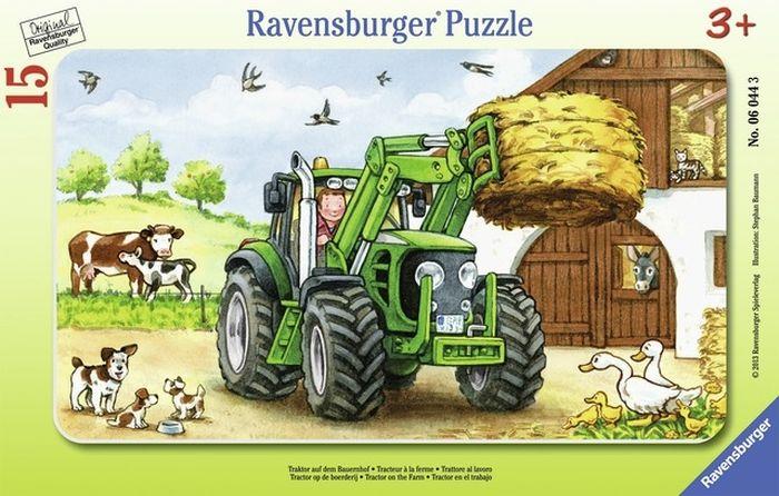 Ravensburger Пазл Трактор на ферме