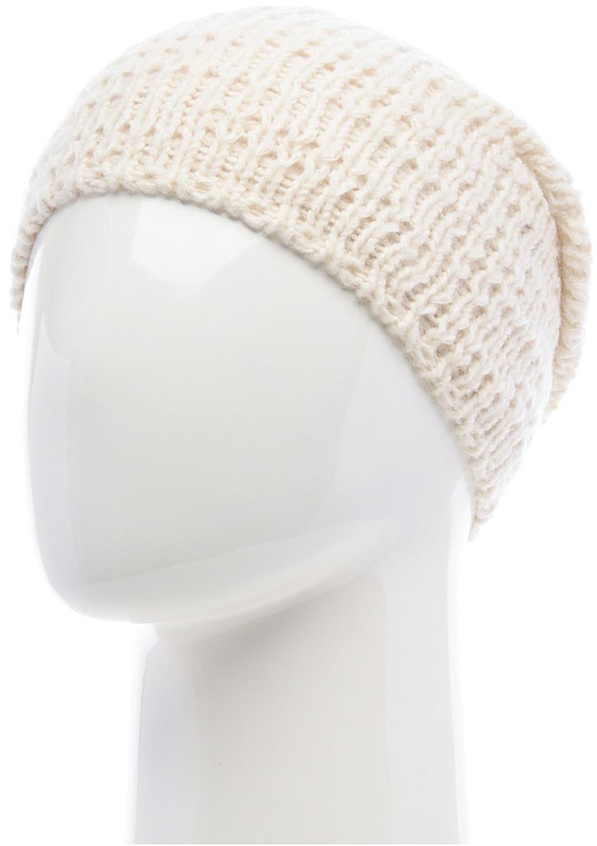 Шапка женская Snezhna, цвет: белый. SWH7113/2. Размер 56/58SWH7113/2Стильная шапка Snezhna, выполнена из высококачественной пряжи. Модель очень актуальна для тех, кто ценит комфорт, стиль и красоту. Отличный вариант на каждый день.Уважаемые клиенты!Размер, доступный для заказа, является обхватом головы.