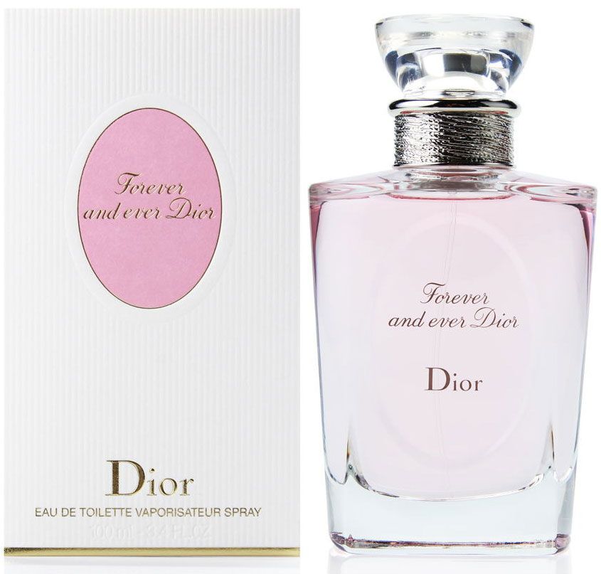 Christian Dior Forever and Ever туалетная вода, 100 мл туалетная вода christian dior eau sauvage 60 мл