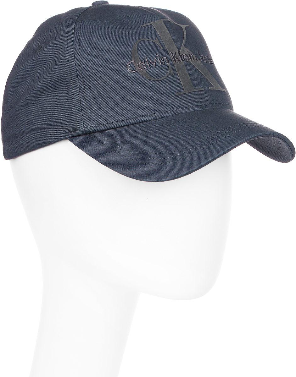 Шапка мужская Calvin Klein Jeans, цвет: серый. K50K503425/015. Размер универсальныйK50K503425/015