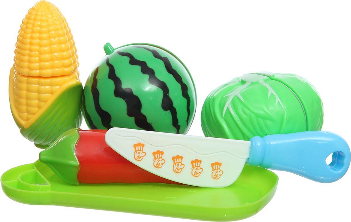 S+S Toys Игровой набор Фрукты и овощи