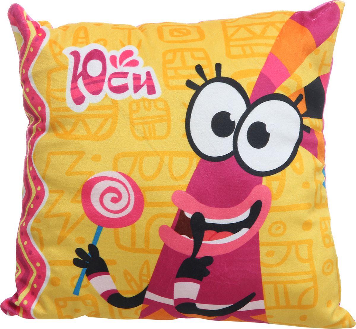 Куми-Куми Мягкая игрушка-подушка Юси