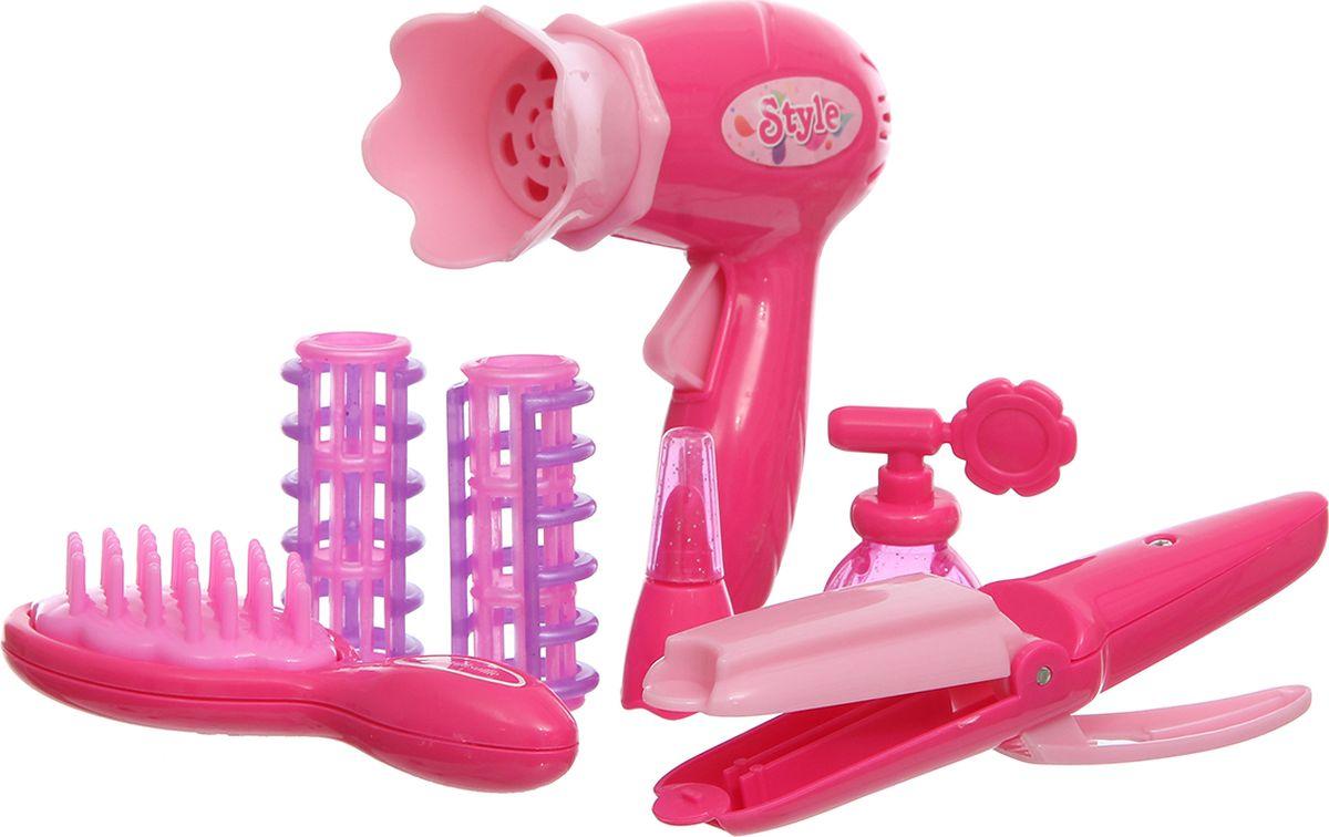 Моя радость Игровой набор Для девочек с феном набор для причесок для девочек