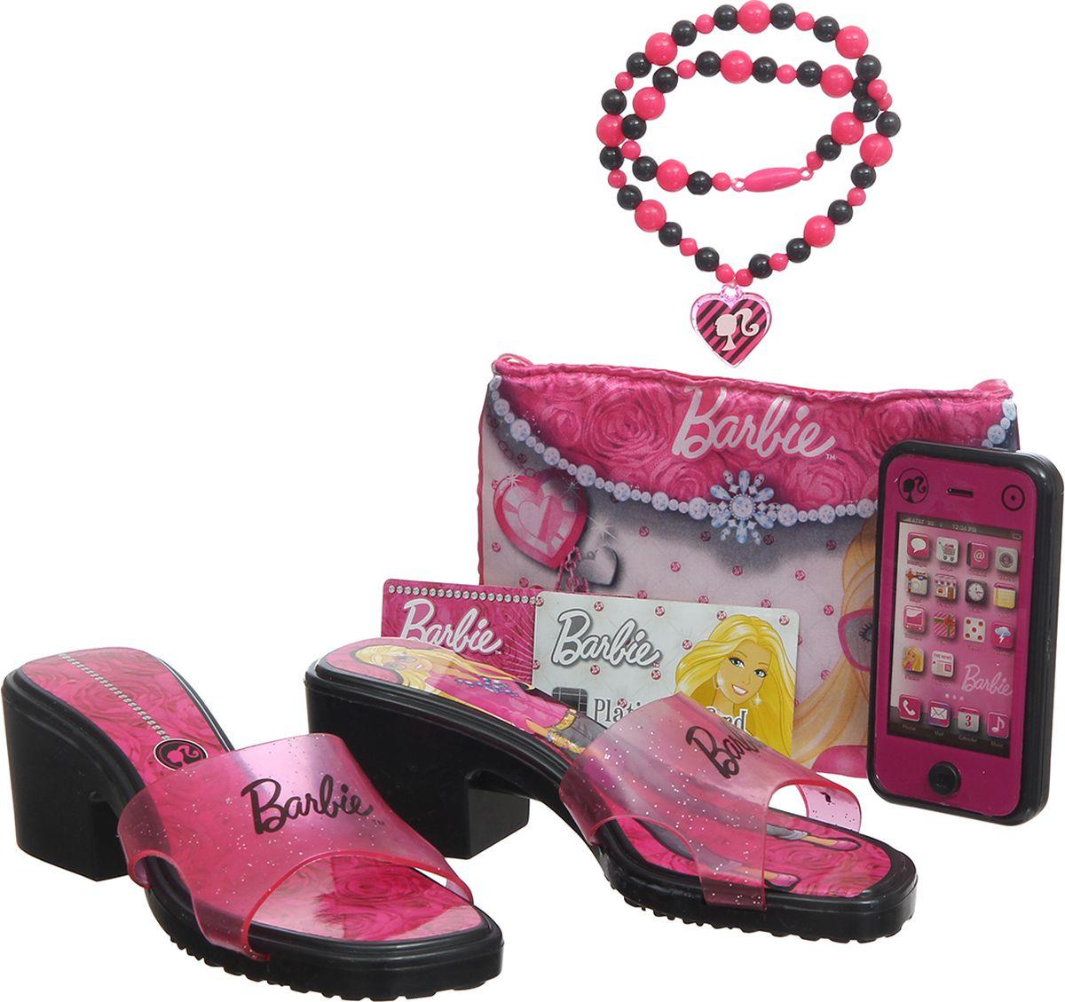 Barbie Набор аксессуаров для куклы куклы шопкинс новые