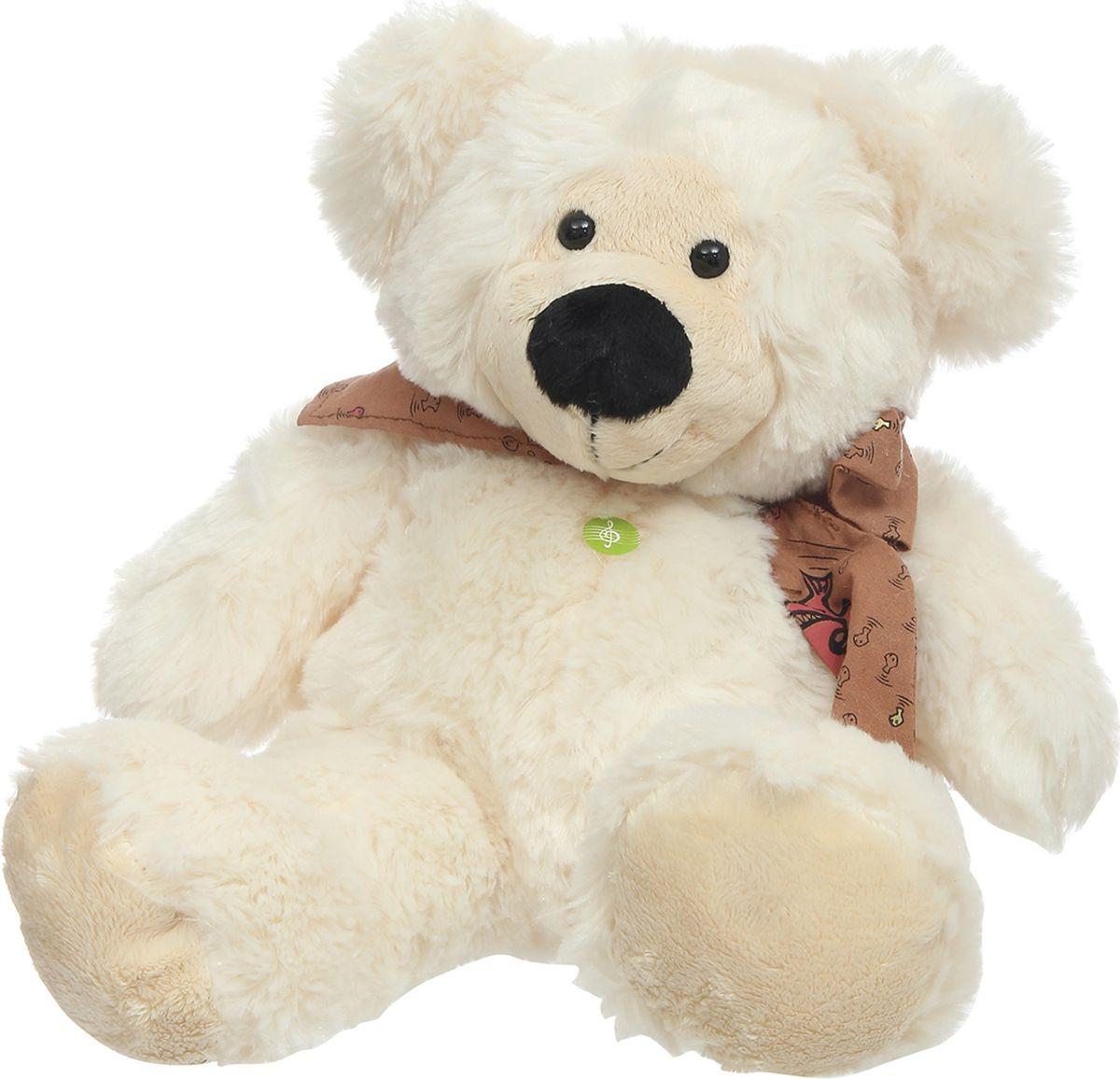 Plush Apple Мягкая игрушка Медведь Артемка 38 см мягкая игрушка plush apple собака с шарфом 28 см