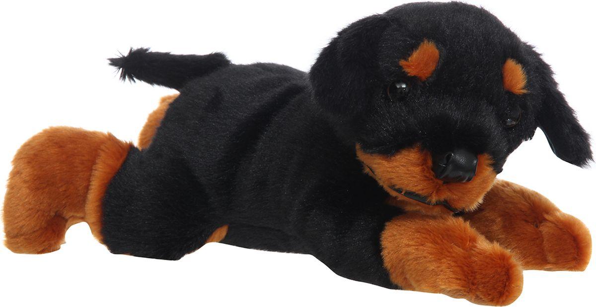 Plush Apple Мягкая игрушка Собака Ротвейлер 31 см мягкая игрушка plush apple собака с шарфом 28 см