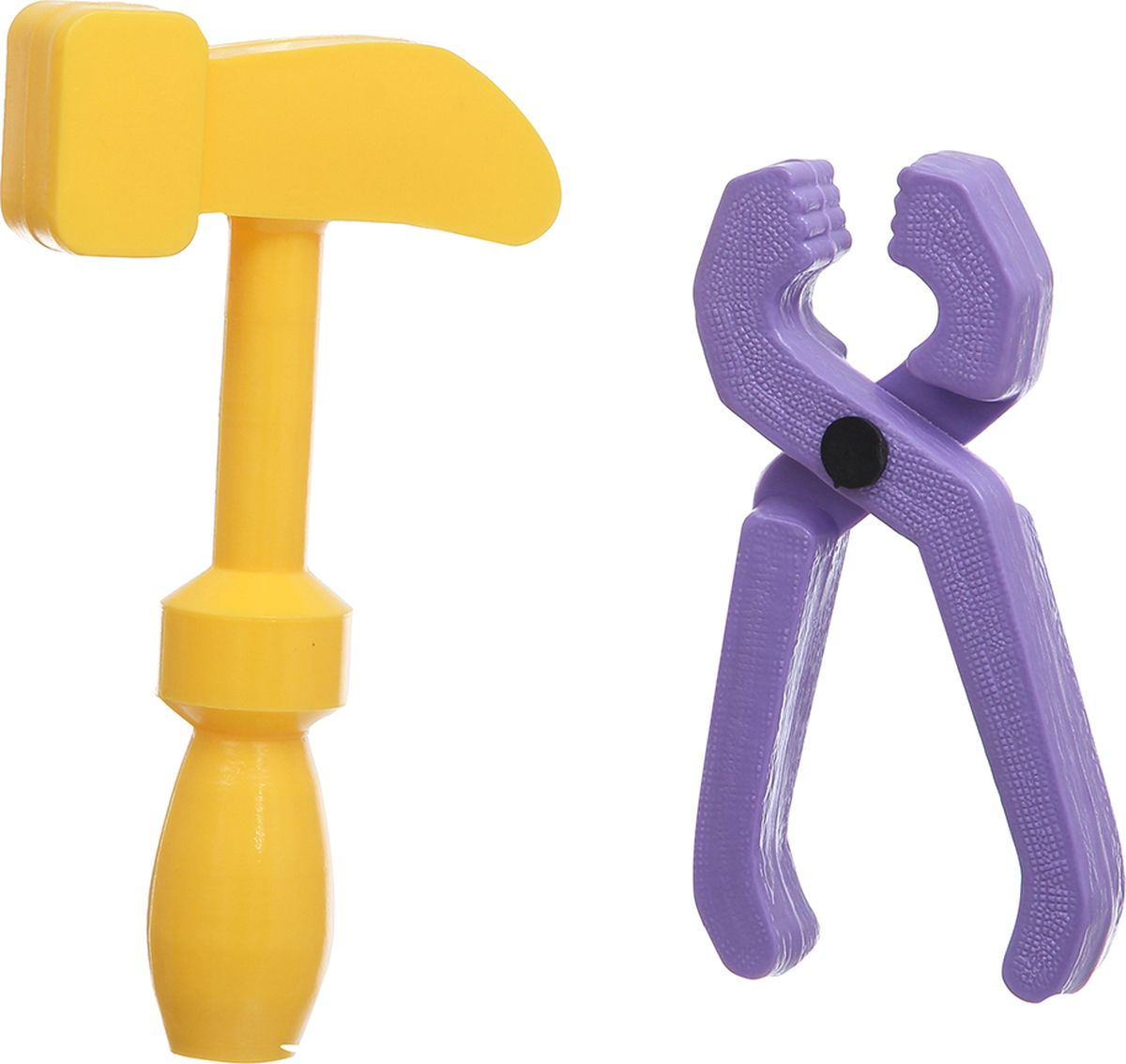 РосИгрушка Набор игрушечных инструментов для столяра игрушки для зимы росигрушка песочный набор транспорт 3 л дорожный патруль