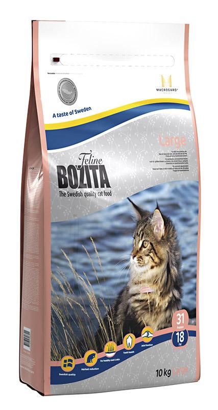 Корм сухой Bozita
