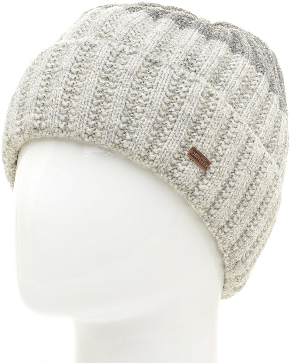 Шапка мужская Marhatter, цвет: светло-серый. Размер 57/59. MMH4775/2MMH4775/2Замечательная теплая шапка с современным дизайном. Изделие прекрасно согреет вас в холодное время года.