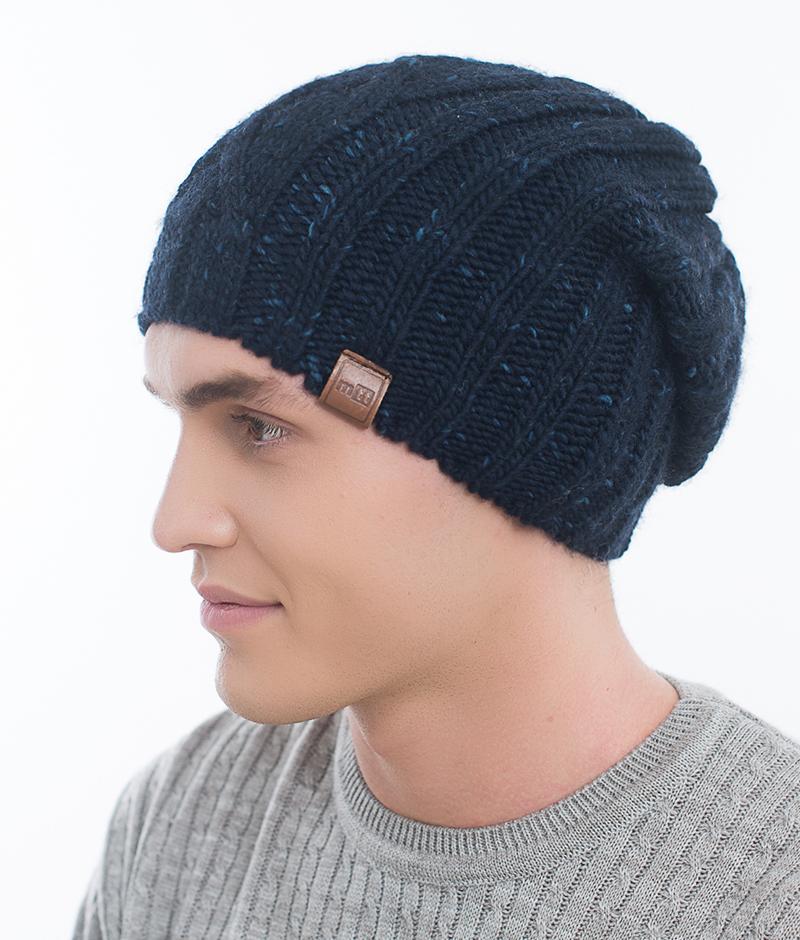 Шапка мужская Marhatter, цвет: светло-серый. Размер 57/59. MMH7068/2MMH7068/2Отличная вязаная шапка в стиле сasual. Модель прекрасно подойдет активным молодым людям, ценящим комфорт и удобство. Идеальный вариант на каждый день.