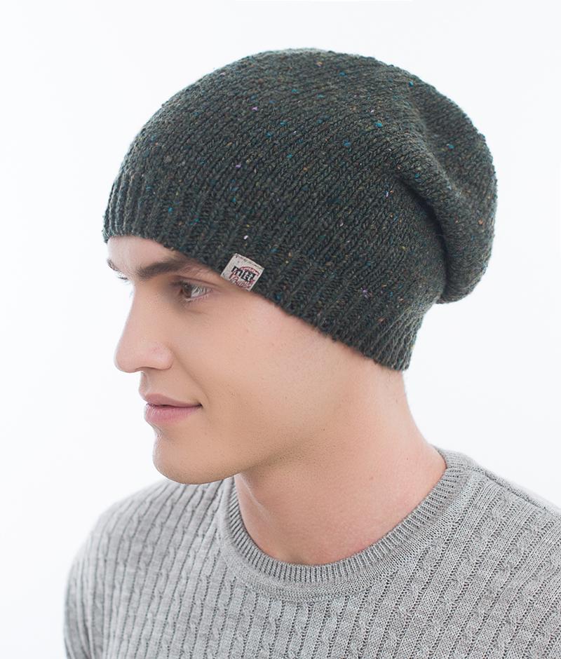 Шапка мужская Marhatter, цвет: светло-серый. Размер 57/59. MMH7183/2MMH7183/2Отличная вязаная шапка в стиле сasual. Модель прекрасно подойдет активным молодым людям, ценящим комфорт и удобство. Идеальный вариант на каждый день.