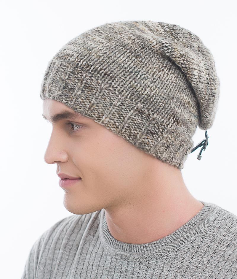 Шапка мужская Marhatter, цвет: серый. Размер 57/59. MMH6784/2MMH6784/2Отличная вязаная шапка в стиле сasual. Модель прекрасно подойдет активным молодым людям, ценящим комфорт и удобство. Идеальный вариант на каждый день.