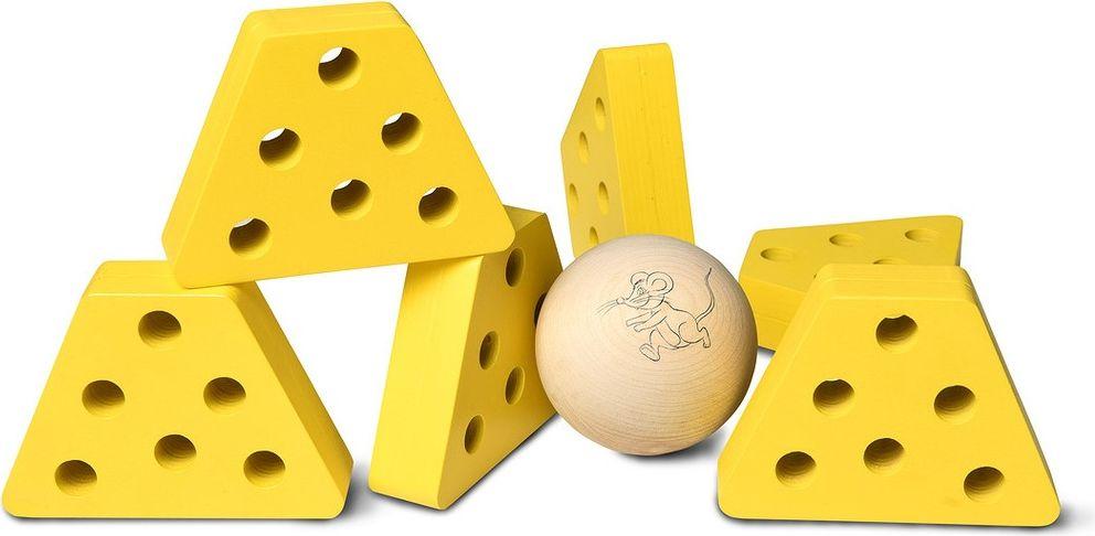 ЯиГрушка Игровой набор Боулинг Мышинный забег
