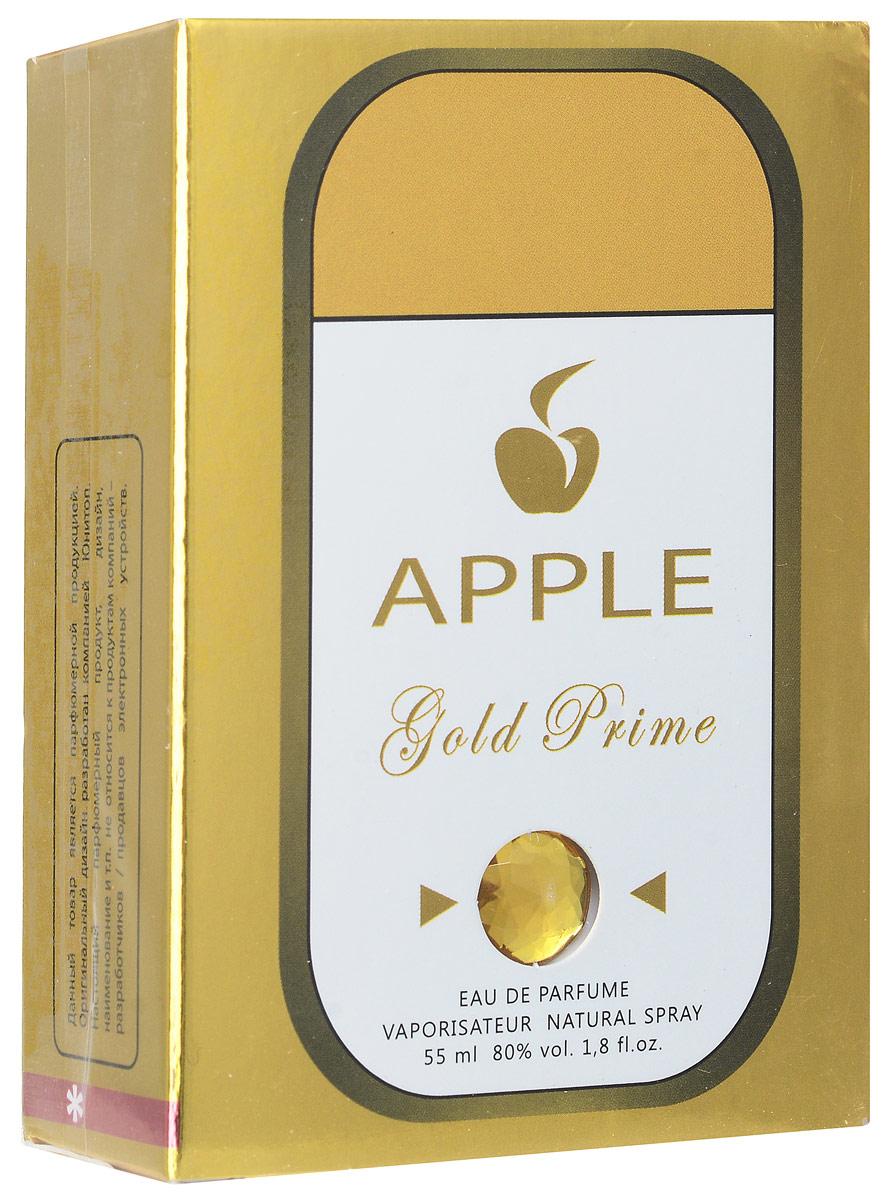 Apple Parfums Парфюмерная вода женская Gold Prime, 55 мл парфюмерная вода tubereuse 1 capricieuse 60 мл histoires de parfums