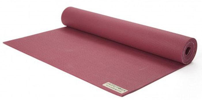 Коврик для йоги Jade Harmony, цвет: малиновый, 173 х 60 х 0,5 смJ22Ковры Jade Harmony – самые популярные ковры бренда. Оптимальный баланс мягкости и упругости помогает сохранять устойчивость во время тренировки. Идеально подходит для ежедневных практик.СоставКаждый коврик сделан из натурального каучука и не содержит ПВХ, ЭВА и других токсичных и синтетических компонентовКомфортНе скользит даже в условиях высокой влажности. Лучшее сцепление с полом обеспечивает феноменальную устойчивость во время практики. Высокая плотность ковра и тесное соприкосновение с поверхностьюКачествоКаждый коврик произведен в США по всем стандартам ЭКО производства ЭкологияБлаготворительная программа обеспечивает по одному дереву с каждого проданного ковра Jade. Сейчас благодаря Jade посажено более 850 000 деревьев на планете.Размер 0,5?60х173смТолщина 5 ммВес 2,3 кг