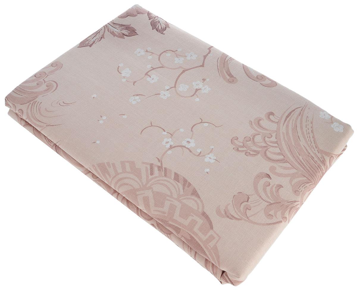 Комплект белья Гаврилов-Ямский Лен, 1,5-спальный, наволочки 70x70, цвет: бежево-розовый. 5 СО 64065 СО 6406Комплект постельного белья Гаврилов-Ямский Лен состоит из простыни, пододеяльника и двух наволочек. Изделия выполнены изо льна с добавлением хлопка (52% лен, 48% хлопок) и дополнены оригинальным рисунком. Лен - поистине уникальный природный материал, экологичнее которого сложно придумать. Изделия изо льна отличаются долгим сроком службы, не линяют, выдерживают множество стирок и сохраняют безупречный внешний вид долгое время. Льняное постельное белье обладает уникальными потребительскими свойствами - оно даст вам ощущение прохлады в жаркую ночь и согреет в холода.