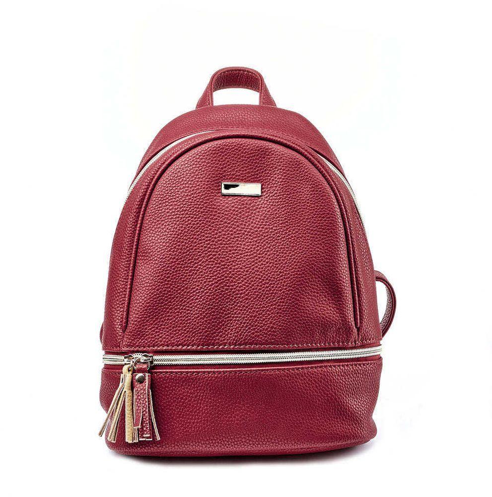 Сумка-рюкзак женская Elisabeth, цвет: красный. 378183/01-02378183/01-02