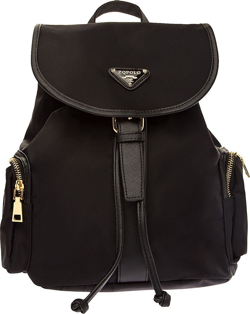 Сумка-рюкзак женская Keddo, цвет: черный. 378231/01-03378231/01-03Стильная женская сумка-рюкзак Keddoвыполнена из нейлона. Сумка-рюкзак застегивается на клапан с хлястиком на пряжке и магнитными кнопками и имеет одно вместительное отделение. По бокам расположены карманы на молниях. Лямки регулируются по длине. Имеется ручка для переноски.