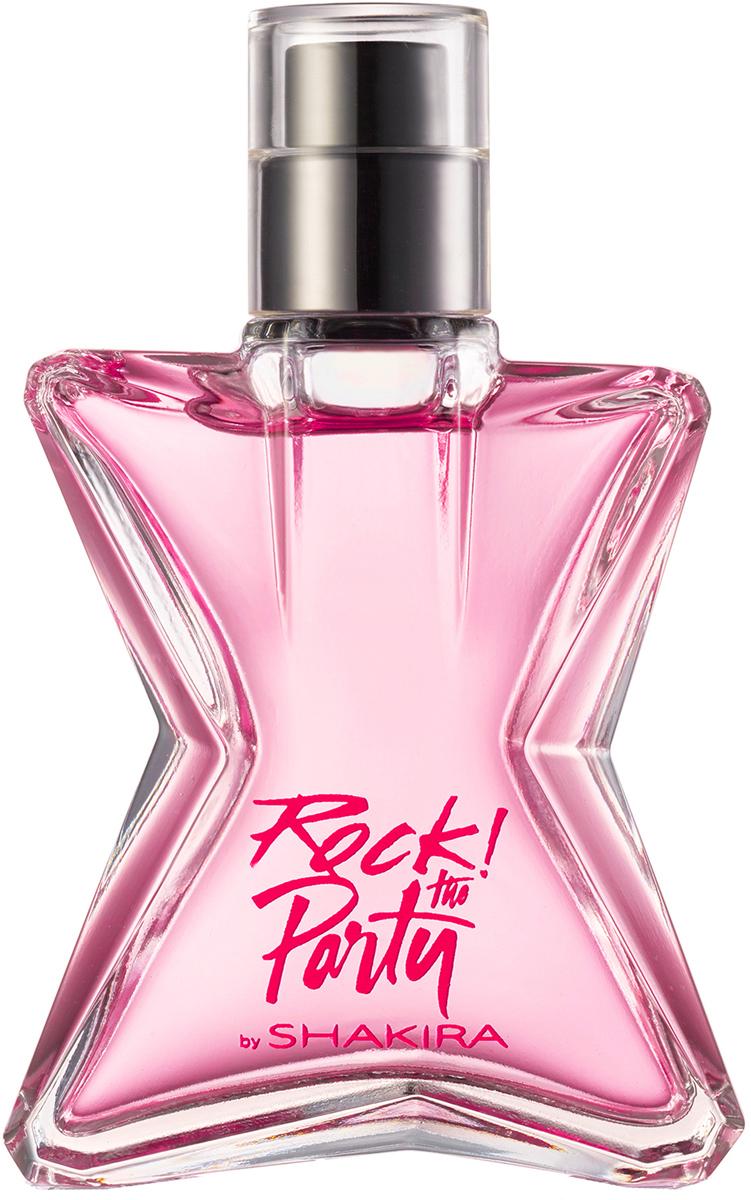 Shakira Rock Party Туалетная вода женская, 30 мл pink shakira цена