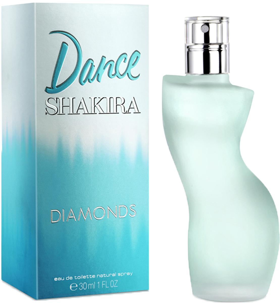 Shakira Dance Diamonds Туалетная вода женская, 30 мл shakira цена