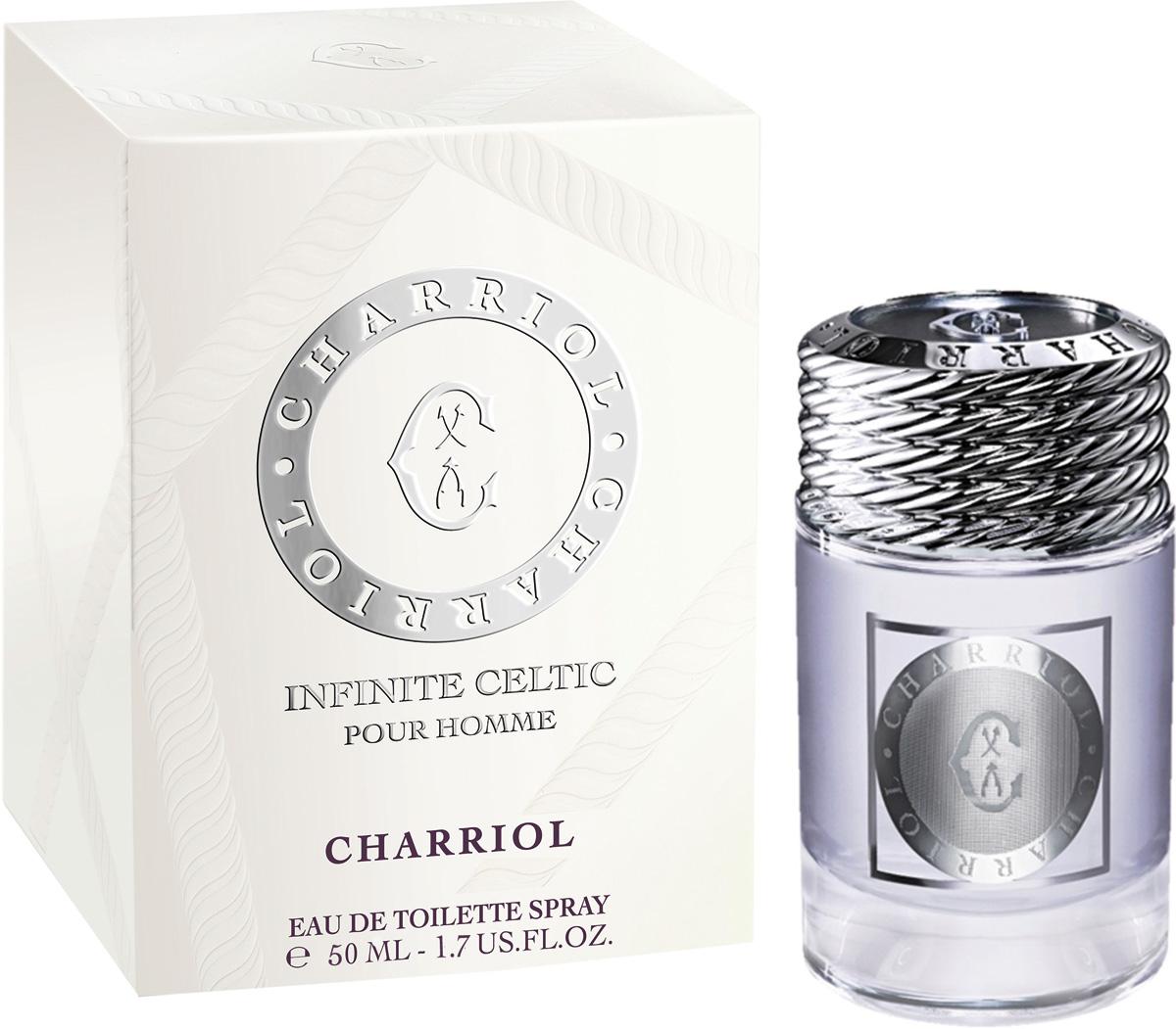 Les Parfums Charriol Infinite Celtic Pour Homme Туалетная вода женская, спрей, 50 мл718002Кельтская цивилизация, которая подарила человечеству знаменитое украшение Торквес – центральную концепцию бренда, послужила вдохновением для создания INFINITE CELTIC POUR HOMME. Рожденный внутри вселенной Charriol, новый аромат INFINITE CELTIC POUR HOMME воплощает уникальное соединение современной маскулинности в мире часовых изделий и мотива кельтских узоров. Этот аромат создан для городских, элегантных и активных мужчин, которые любят качественные и изысканные ноты, без хвастовства.