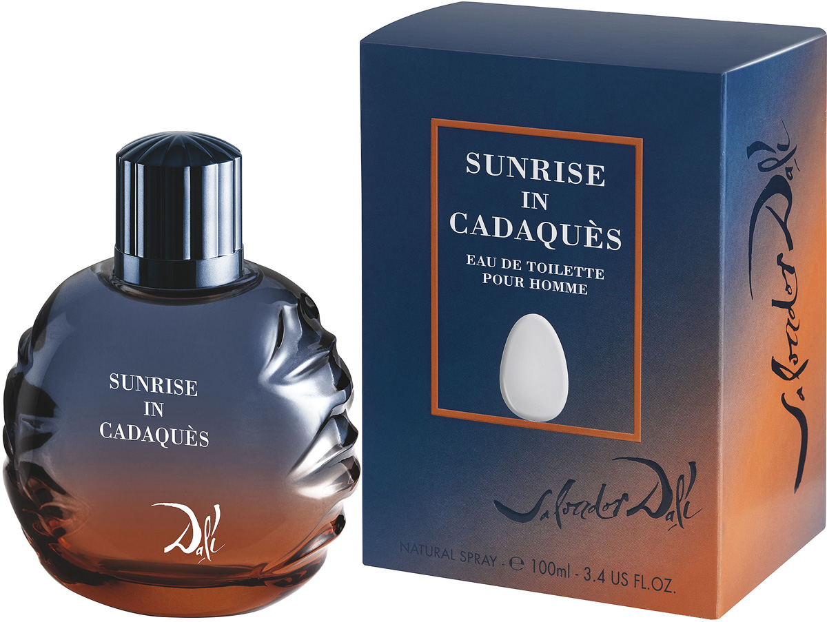 Les Parfums Salvador Dali Sunrise in Caraquesr for Men Туалетная вода, 100 мл les parfums salvador dali sea