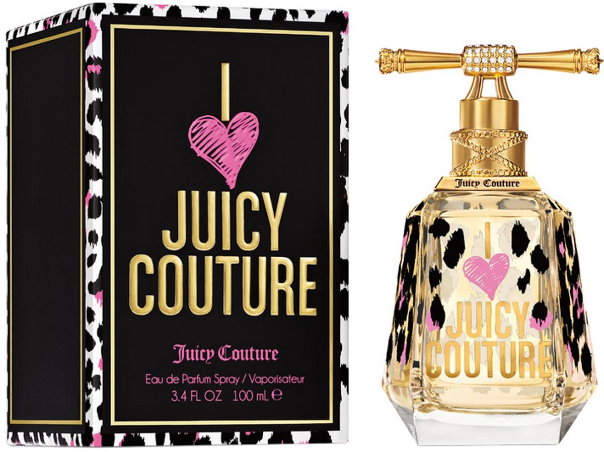 Juicy Couture I Love Juicy Couture Парфюмерная вода женская, 100 млAO103622Женственный, пикантный, чуть игривый характер композиции идеально соответствует облику уверенной в своей привлекательности, немного озорной девушки, для которой каждый новый день наполнен радостью открытий, откровений и наслаждений.