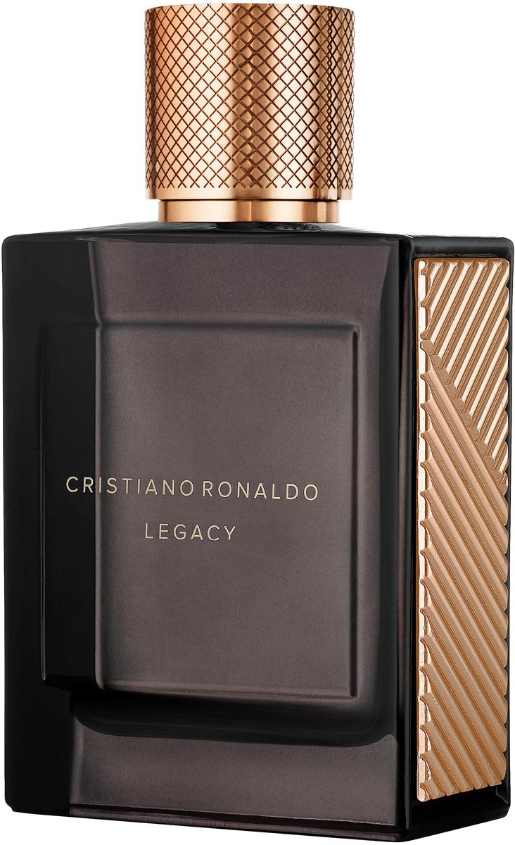 Cristiano Ronaldo Legacy Туалетная вода мужская, 50 млCRL05776Первый аромат Cristano Ronaldo Legacy обладает древесно-ароматическим шлейфом.Краткий гид по парфюмерии: виды, ноты, ароматы, советы по выбору. Статья OZON Гид
