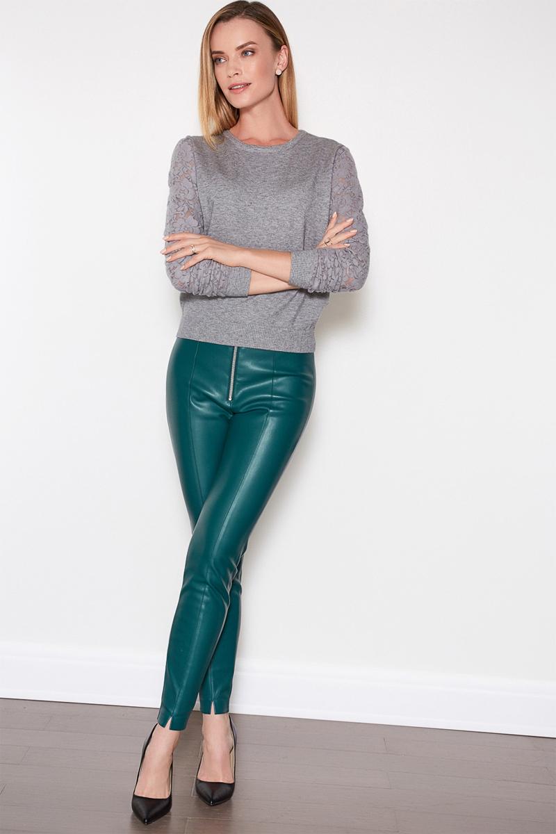 Брюки женские Concept Club Raf, цвет: зеленый. 10200160235. Размер S (44)10200160235