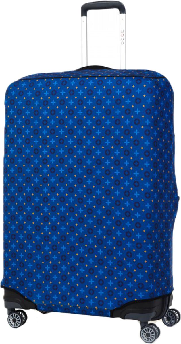 Чехол для чемодана Mettle  Sea Water , размер L (высота чемодана: 80-85 см) - Чемоданы и аксессуары