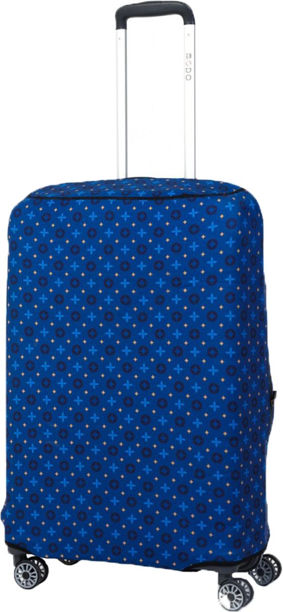 Чехол для чемодана Mettle Sea Water, размер M (высота чемодана: 65-75 см)NP-00000123Модный универсальный чехол METTLE подходит для чемоданов ручной клади размера S (высота: 65-75 см, ширина: 40-46 см, глубина: 25-32 см). Он выполнен из эластичной ткани со специальной UF-водоотталкивающей пропиткой, которая лучше защитит ваш чемодан от грязи и солнечных лучей.