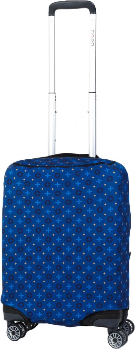 Чехол для чемодана Mettle Sea Water, размер S (высота чемодана: 50-55 см)
