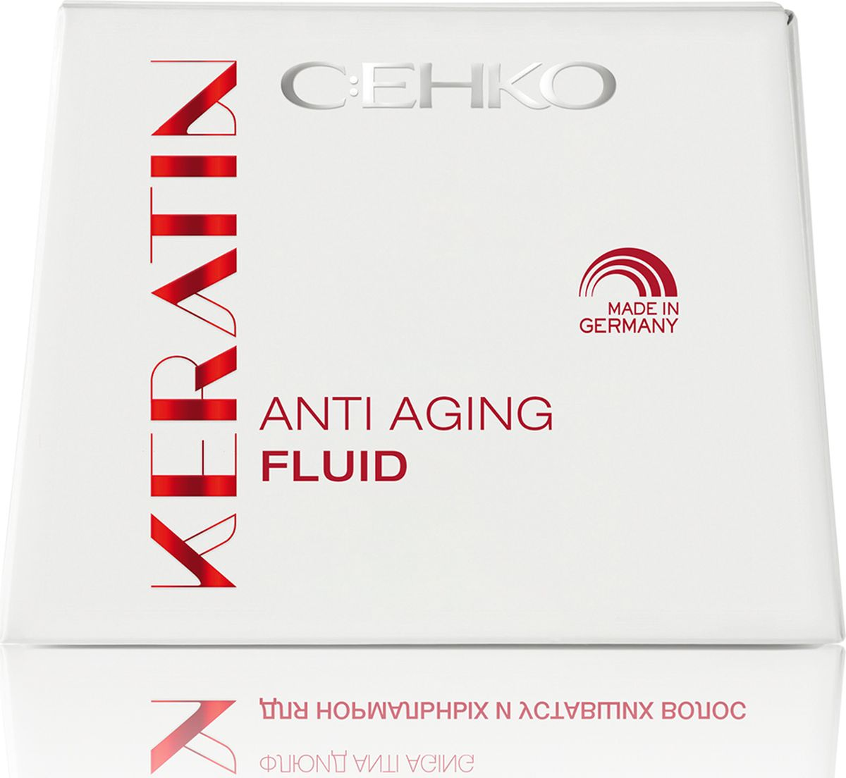 C:EHKO Keratin Флюид для усталых волос, 7х10 мл флюид c ehko keratin farbglanz hair fluid 7 10 мл