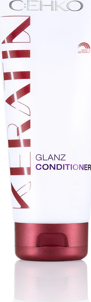 C:EHKO Keratin Кондиционер-ополаскиватель питательный для гладкости и блеска волос, 200 мл3109503Ополаскиватель питательный с кератином, аргановым маслом, пантенолом и жемчужным экстрактом придаст волосам сияющий и бриллиантовый блеск. Высококачественный пантенол и экстракт индийской кассии помогут улучшить уровень влажности волос. Волосы приобретут превосходную эластичность.