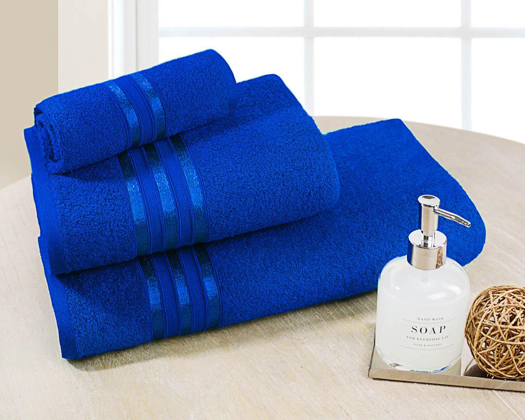 Полотенце Dome Harmonika, цвет: синий, 33 х 50 смdme283592Махровое полотенце Dome Harmonika - это практичное решение на каждый день. Полотенце мягкое, пушистое и отлично впитывает влагу, в то же время, изделия такой плотности легко стираются и быстро сохнут. Бренд Dome - датское представление о честности, качестве, комфорте и семейных ценностях. Ориентируясь на философию Hugge, разработанную в известном Институте счастья в Копенгагене, компании удалось создать предметы потребления, которые являются базовыми элементами уюта и комфорта в вашем доме. Бренд Dome демонстрирует европейский взгляд на безупречный вкус, высокое качество и практичность. Индивидуальность бренда Dome заключается в стремлении к простоте и минимализму в соответствии с феноменом концепцией Hugge.